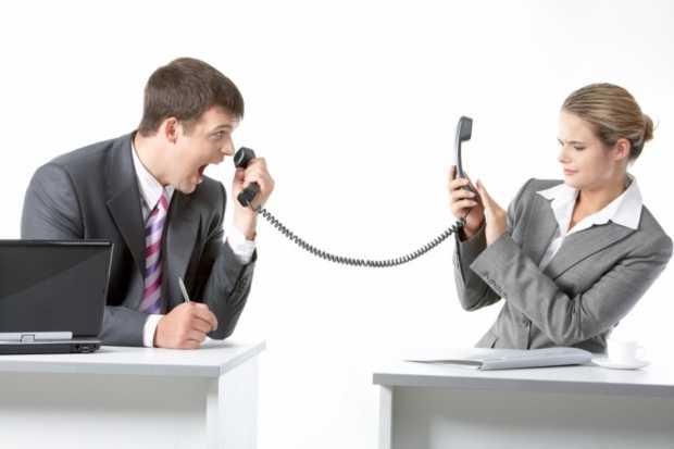 Как удержать клиента по телефону