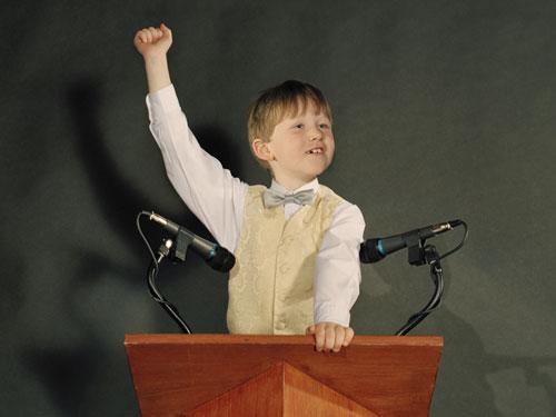 Как помочь стать лидером ребенку
