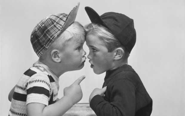 Научить ребенка побеждать в споре